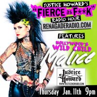 Live on Thursdays at: 9:pm with Justice Howard