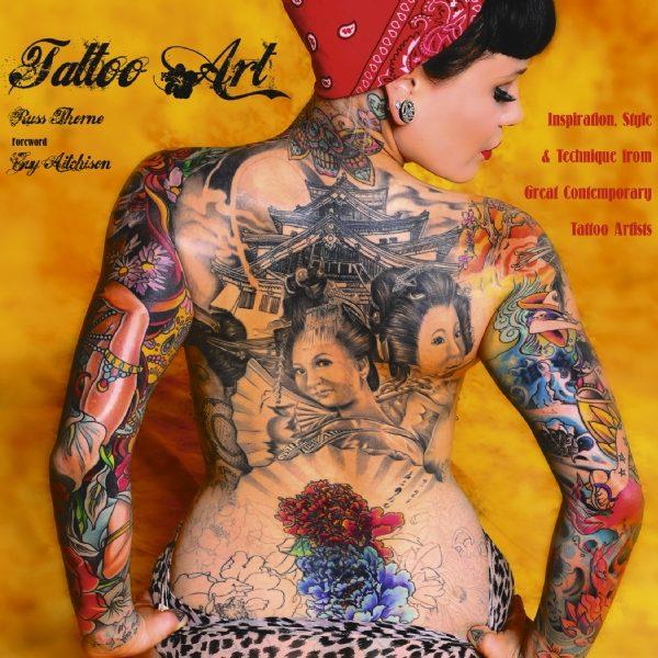 TATTOO ART BOOK