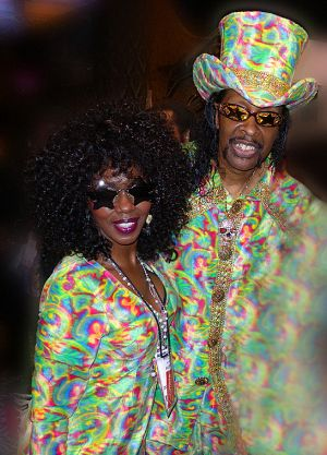 BOOTSY COLLINS AND MRS. BOOTSY
